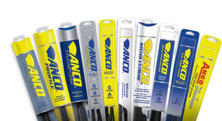 Anco Wiper Blades >> About Anco Wiper Blades Windshield Wiper Blades Anco